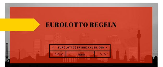 EuroLotto Regeln