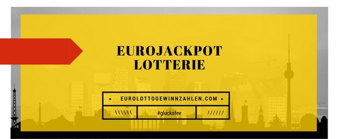 Eurojackpot lotto