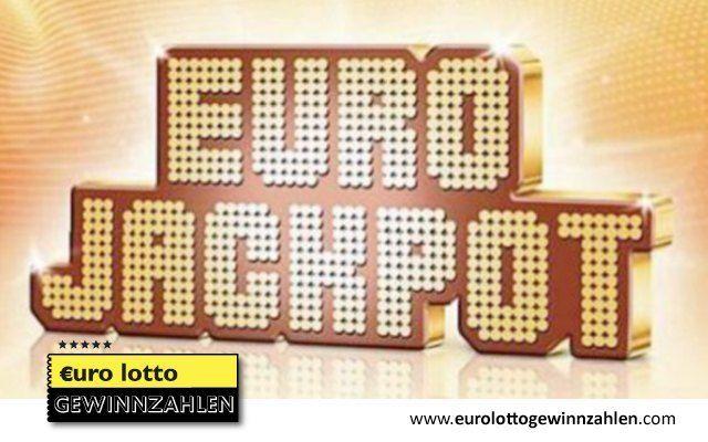 Die Eurojackpot Lotto sind im Deutschland