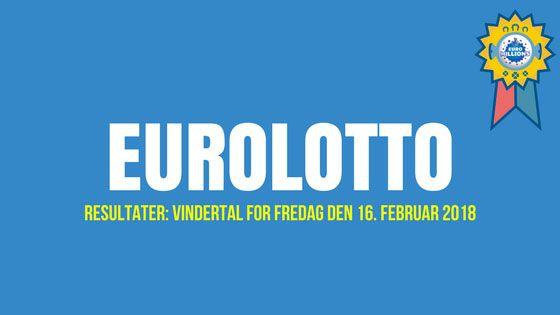 Eurolotto Ergebnisse